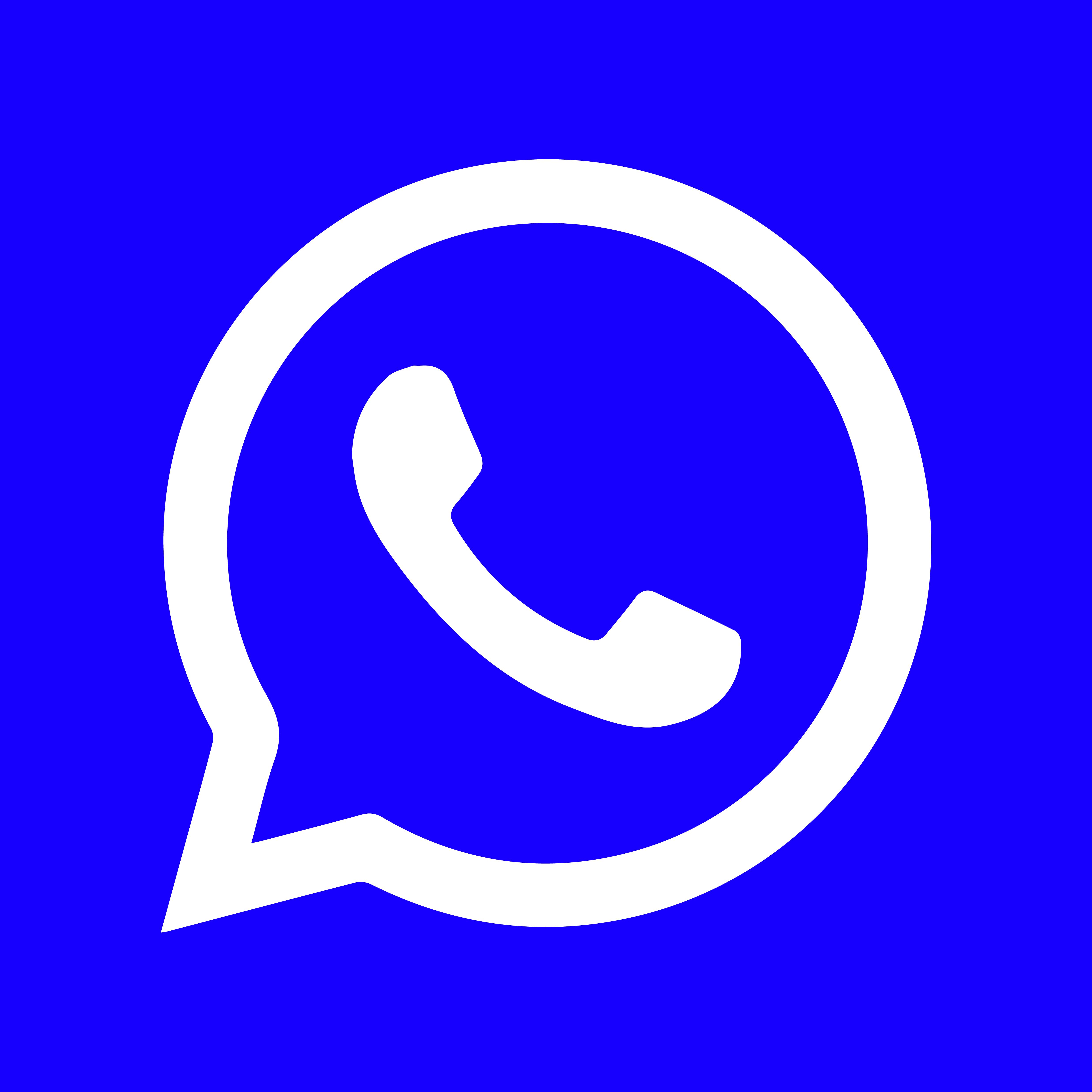 Icône WhatsApp