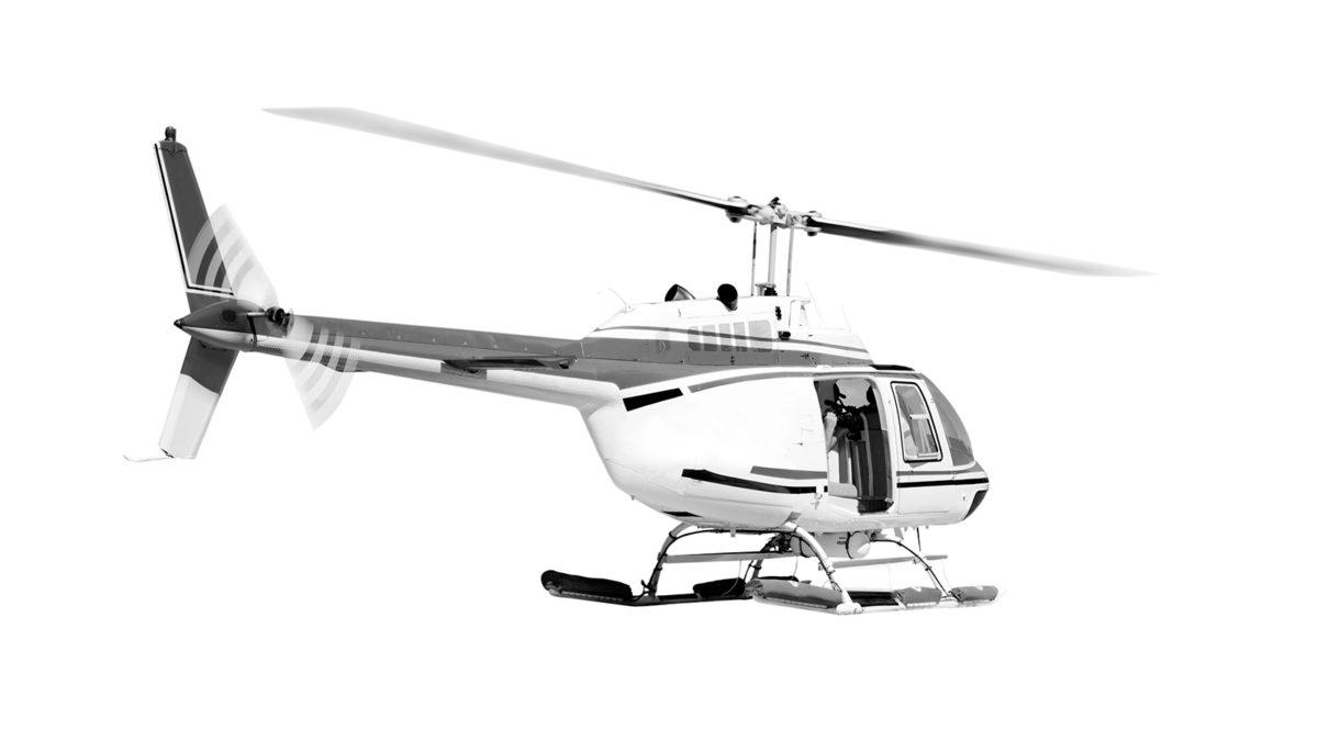 Réservation vol privé déplacements d'affaires Hélicoptère
