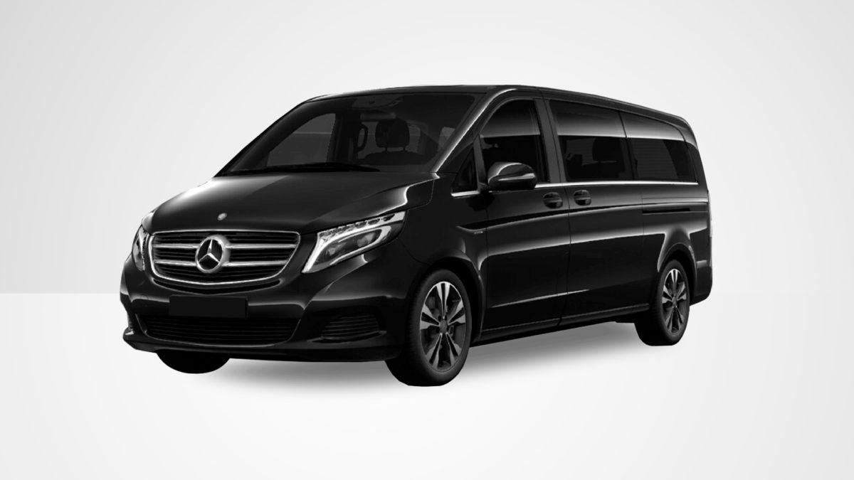 Solution de transport Premium en Van, déplacements en groupe, sécurité et discrétion